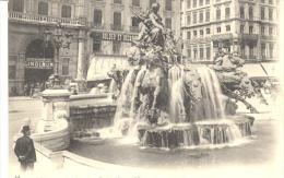 69 CPA LYON - La Fontaine Bartholdi - Other