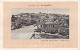 Vues De PALESTINE  - Place De La Nativité à Bethléem - Israele