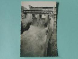 Barrage De Genissiat - Vannage De L'évacuateur Rive Droite - Génissiat