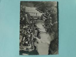 Genissiat - Vue Aérienne Du Barrage - Génissiat