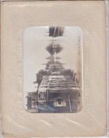 Paris Sous Les Eaux, Quai De La Rapée, Crue De 1910 - Photos Format 17 X 12 Avec Encadrement 27 X 21 - Fotos