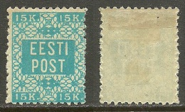 ESTLAND 1919 Michel 2 * - Estonia