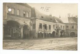 Grinzing. Karl Hengl's Heuriger. Endstation - Viena