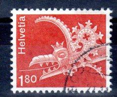 Schweiz 1973 Mi. 993 Kunsthandwerk Gestempelt (3176) - Usados