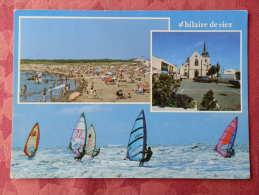 Dep 85 , Cpm  Saint HILAIRE De RIEZ  , Multivues , édit. Combier  (194) - Saint Hilaire De Riez