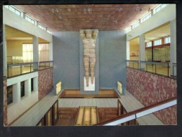 P302 AGRIGENTO, Museo - Sala Di Zeus - Scultura, Sculpture, Skultur - Timbro Sul Retro, Nice Timbre - ED. DI LEO N. 37 - Sculture