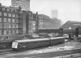 Manchester Victoria Railway Station  Class 504 EMU - Chemin De Fer