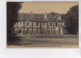 Château De La Bretonnière Par CHALANDRAY - Très Bon état - France
