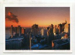 USA  - AK 222111 New York - Midtown Manhattan Und East River - Manhattan
