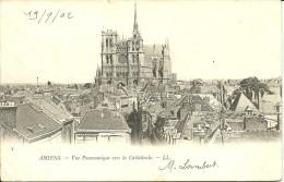 AMIENS - Vue Panoramique Vers La Cathédrale                      -- LL 1 - Amiens