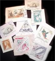 Monaco StampBag 50g (1¾oz) Manufactured Kiloware* Older    [vrac Kilowaar Kilovara Stampmixture] - Mezclas (max 999 Sellos)