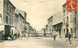 La Nouvelle - Grand Rue - Port La Nouvelle
