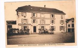 FR-2992   BUSSANG : Hotel Des Deux Clefs - Epinal