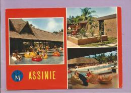 COTE D'IVOIRE  - ABSSINIE - Le Club Méditerranée - Côte-d'Ivoire