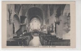 BOURRON MARLOTTE - Intérieur De L'Eglise - Sonstige Gemeinden