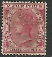 MAURICE   N� 71 OBL TB