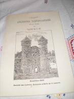 ANCIENNES FORTIFICATIONS DE LA VILLE DE MENDE - J. BARBOT - History