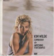 Kim Wilde  :  Whatching For Shapes  / CAMBODIA    - RAK 008-64 632 - Disco, Pop