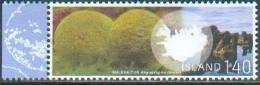 Islande Iceland 2008 - Aegagropila Linnaei (maramo), Rare Espèce D´algue / Rare Algae Species - MNH - Non Classificati