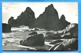 S400, Peru, Playa Punta Negra, Punta Negra Beach, 37002, Circulée Date Illisible - Perù