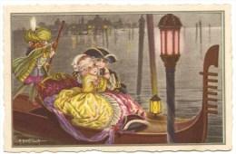 Illustrateur A; Bertiglia - A Venise - N° 2455 - Bertiglia, A.
