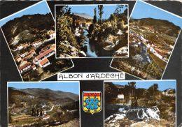 07-ALBON D ARDECHE-N°202-A/0149 - Autres Communes