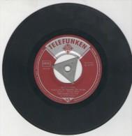 Bela Sanders Und Sein Gr.Ballorchester   : Ballsirenen   /  Hochzeit Der Winde   -  Telefunken 45 774 - Disco, Pop