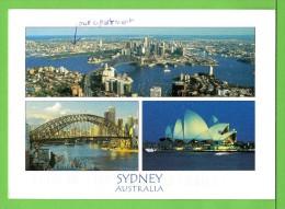 SYDNEY / Carte écrite / Card Written On 2006 - Sydney