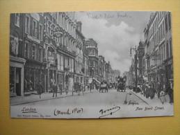 LONDON. La Rue New Bond. - Other