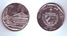 Cuba 1 Peso 2000 Peso Convertible - Cuba