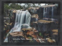 AUSTRALIA  , 2015 ,MNH, GIBRALTAR FALLS, WATERFALLS,  PREPAID POSTCARD, NICE POSTAL STATIONERY, - Geology