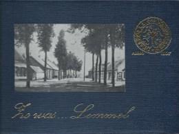 Zo Was Lommel Oude Prentkaarten 77blz Ed.1973 De Vries-Brouwers - Lommel