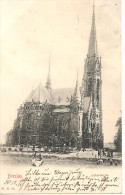 RARE ! BRESLAU WROCLAW: Lutherkirche 1904 - Poland