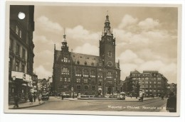 Wuppertal Elberfeld Neumarkt Mit Ratahaus - Wuppertal