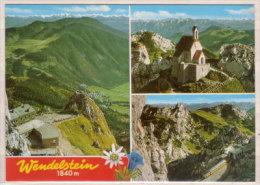 Wendelstein , Mehrbildkarte - Miesbach