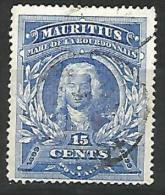 MAURICE   N� 98 OBL TB
