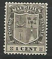 MAURICE   N� 131 NEUF*  TB / CHARNIERE