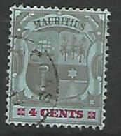 MAURICE   N� 113 OBL  TTB