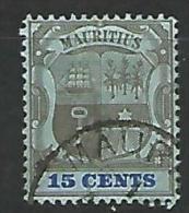 MAURICE   N� 117 OBL TTB