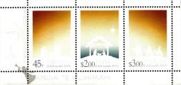 Tokelau - 2014 - Christmas - mint souvenir sheet
