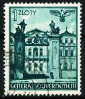 GENERALGOUVERNEMENT Nr 70 Gestempelt 6A5E3E - Besetzungen 1938-45