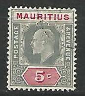 MAURICE   N� 138 OBL  TTB
