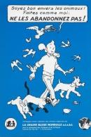 KUIFJE -la Chaine Bleue Mondiale Pour La Protection Des Animaux Et De La Nature - Stripverhalen