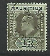 MAURICE   N� 142 OBL  TTB