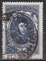 Argentina, 1969/70 - 50c San Martın - Nr.890 Usato° - Argentina