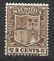 MAURICE   N� 156 OBL TTB