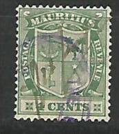 MAURICE   N� 159 OBL TTB