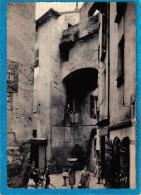 20 Corse Bastia Vieille Rue Yvon CPSM Dentelée - Bastia