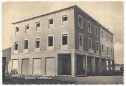 Argenta - Sede Delle Cooperative Di Lavoro E Consumo Corticelli - H1753 - Ferrara