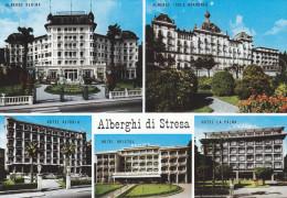 Ph-CPM Italie Stresa (Piemonte) Alberghi Di Stresa - Italien